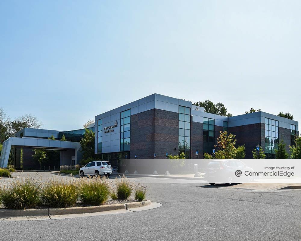 Spectrum Health Integrated Care Campus - Holland - 588 ...
