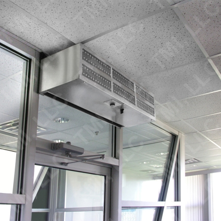 Commercial Air Curtains  Other Commercial Equipment