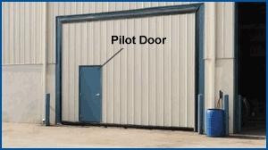 PilotWicket Doors  Personnel Doors  Doors
