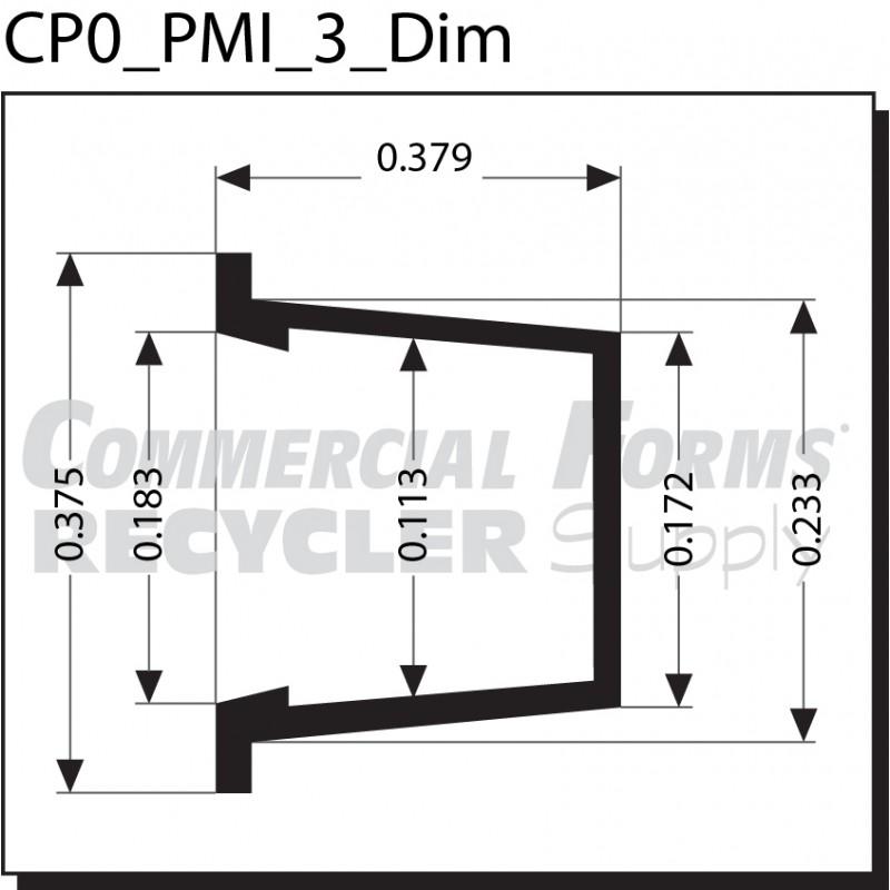 CAPS & PLUGS CAPLUG 0 PMI