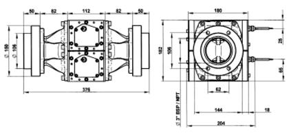 PIUSI Fuel Oil Flow Meter :: K900 :: Commercial Fuel