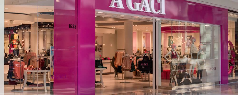 A'gaci Clothing Store In Henderson Nevada