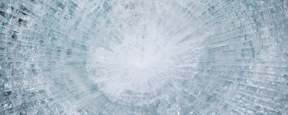 Bullet Resistant Poly-carbonate Glass For Commercial Use