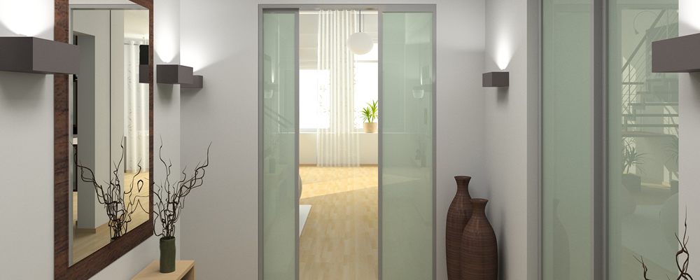 Commercial Glass Doors - A Cutting Edge Glass & Mirror
