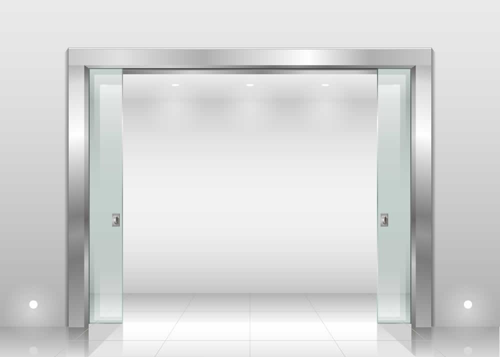 Heavy Glass Sliding Doors A Cutting Edge Glass