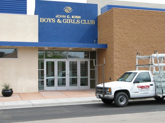 Commercial Storefront Boys And Girls Club Henderson, Nevada