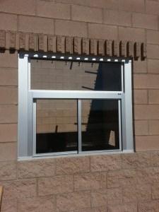 Drive Through Transaction Windows Home Pit Stop