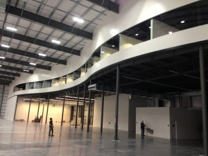 Commercial Glass Partition Wall Systems - Las Vegas, Nevada