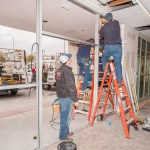 Commercial Storefront Installation - Family Dollar Off Of Rainbow & Charleston