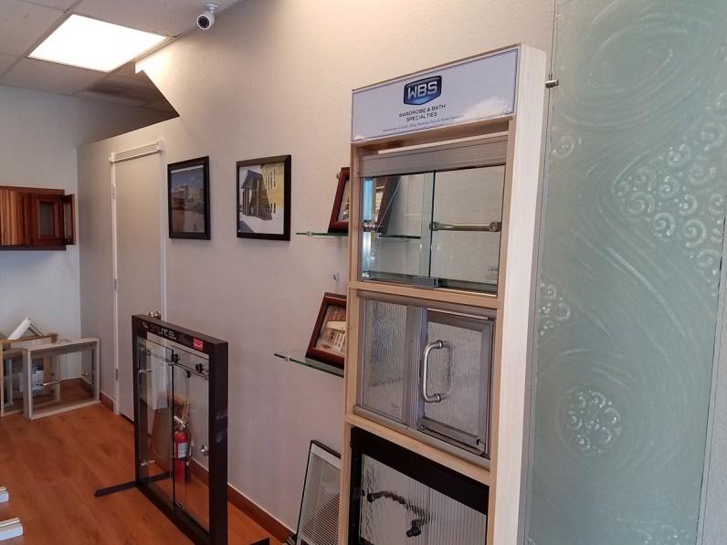 Commercial & Residential Glass Samples