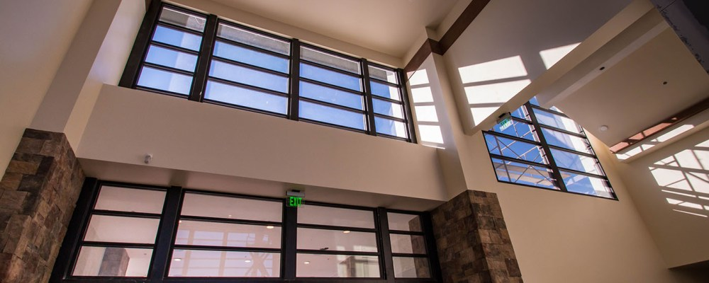 Storefront Interior Commercial Glass