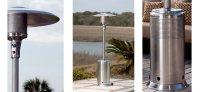 PRO Series 46,000 BTU Fire Sense Patio Heater | Commercial ...