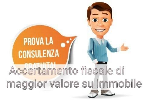 accertamento fiscale valore immobile, maggior valore e imposta di registro
