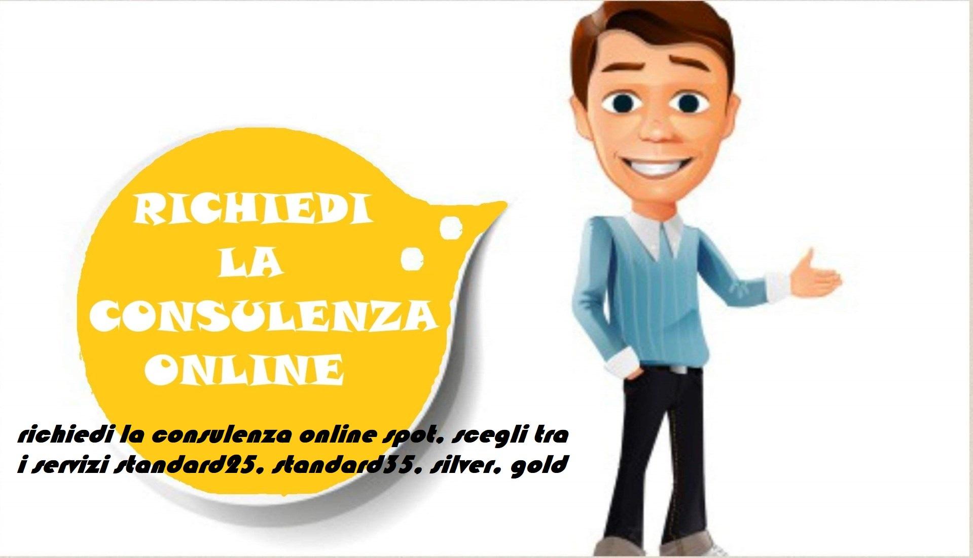 Consulenza fiscale online a pagamento