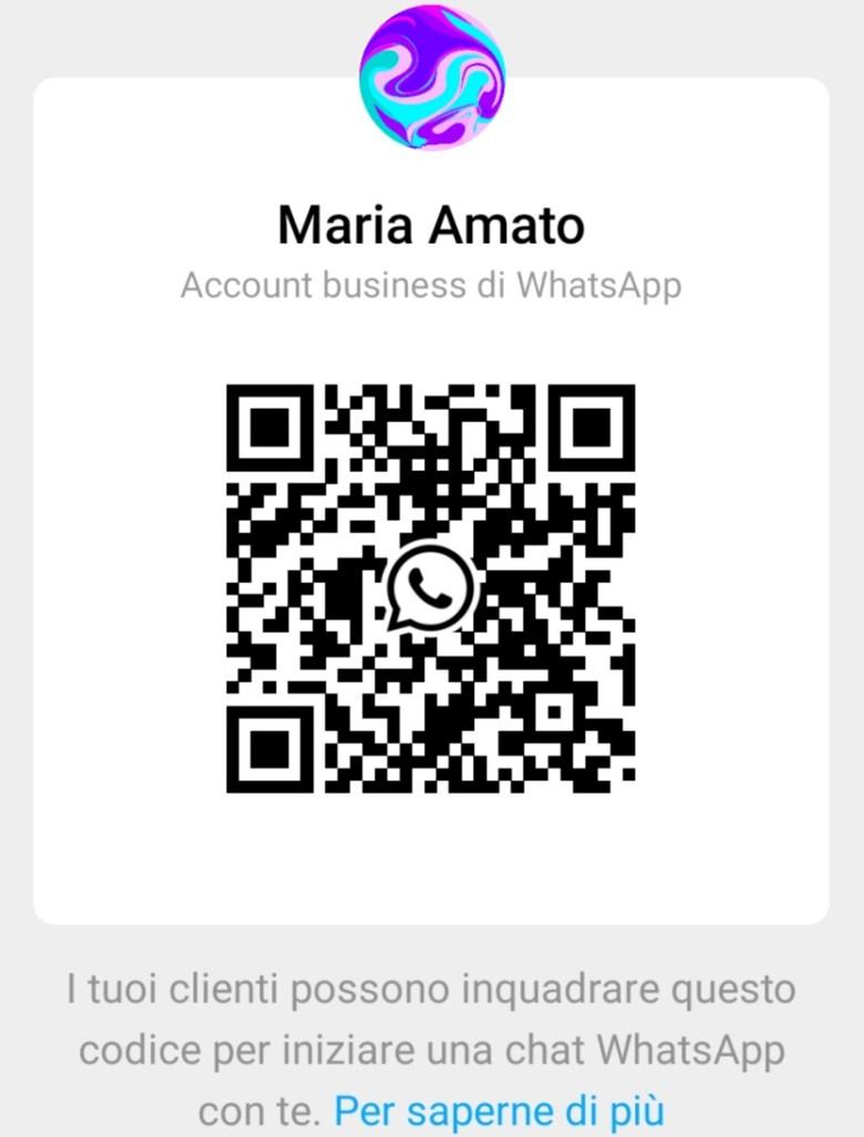QR code whatsapp commercialista online
