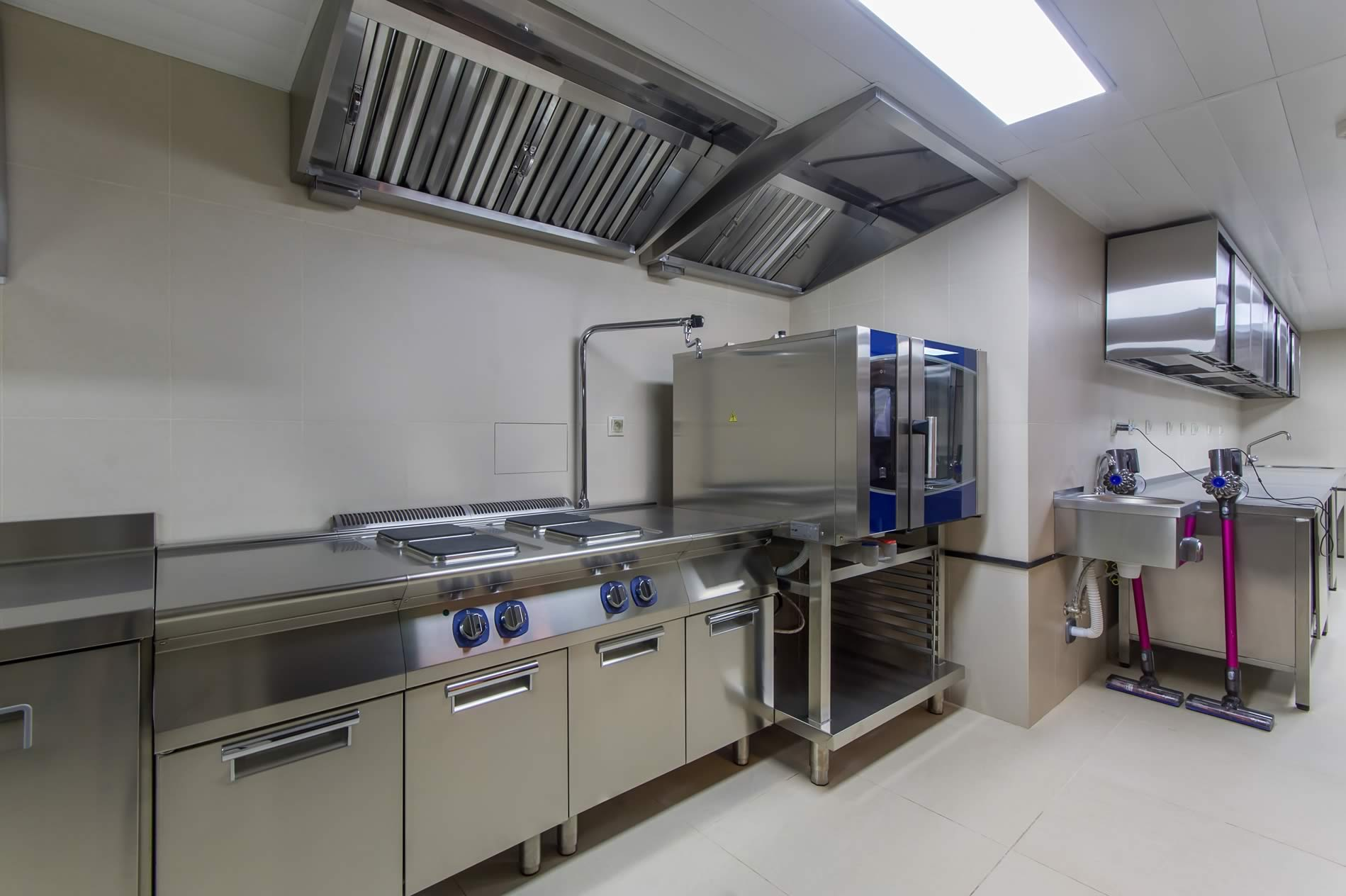Commercial Kitchen Fabrication  Commercial Kitchen