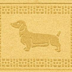 Aqua Desk Chair Oak Windsor Chairs Waterhog 2' X 3' Residential Door Mats | Shield Dachshund Mat