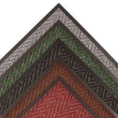 Desk Chair Mat For Carpet Cheap Chiavari Rental Miami Arrow Trax Herringbone Doormat | Commercial Mats And Rubber