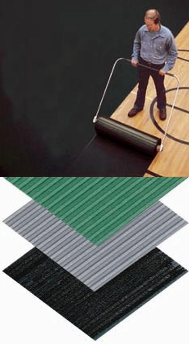 Gym Dandy Court Floor Protection Matting  Basketball