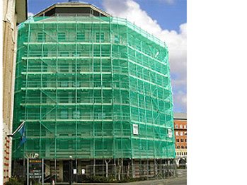 Scaffold Mesh  Perth Australia  Commercial Netmakers