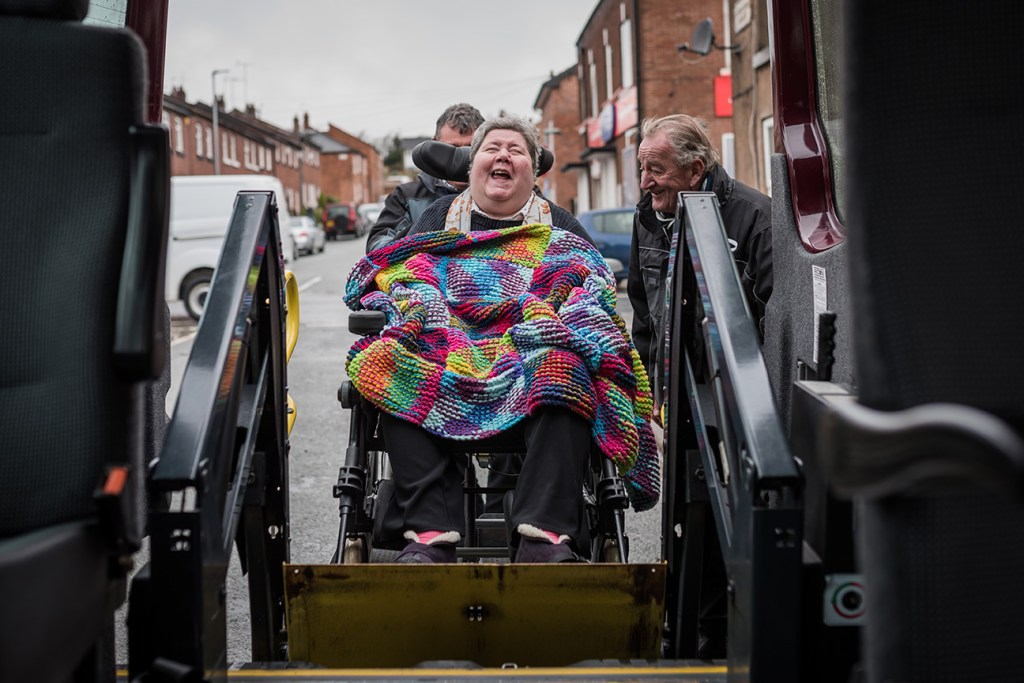 website-photography-wheelchair-ramp-being-used
