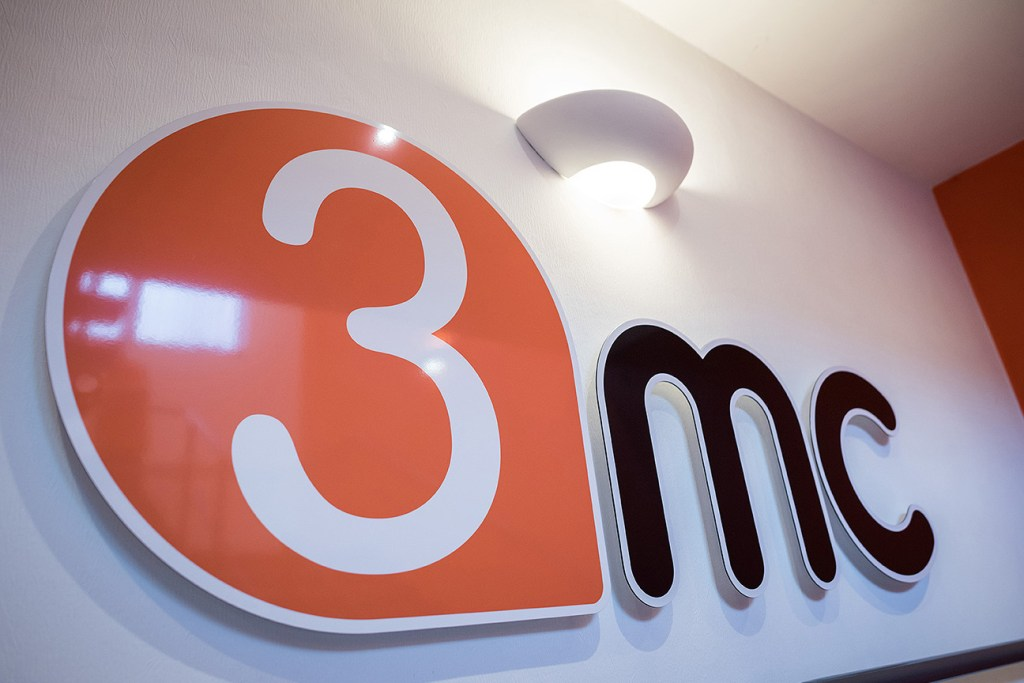 logo of local business 3MC