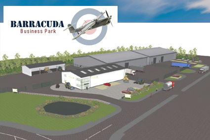 BARRACUDA BUSINESS PARK, OFF TOLLGATE ROAD, BURSCOUGH, WEST LANCASHIRE.