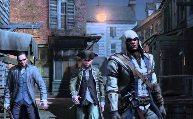 "Assassin's Creed III ""Coming Home"" Commercial Song"