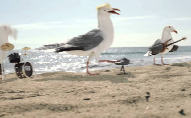 """Cape Cod Potato Chips """"Flock of Seagulls"""" Commercial Song"""