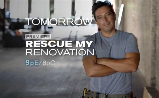 DIY Rescue My Renovation Commercial Song