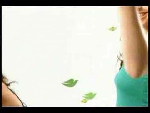 Go Beyond Fresh | Dove Go Fresh Body Mist Commercial Song