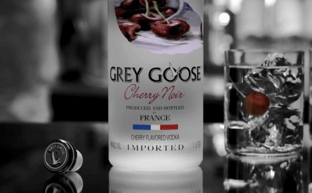 Grey Goose Cherry Noir Commercial Song