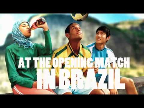 Happiness Flag | Coca-Cola FIFA World Cup 2014 Commercial Song