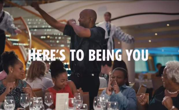 Here's To Being You | Carnival Commercial Song
