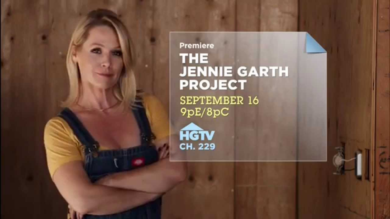 Hgtv The Jennie Garth Project Commercial Song
