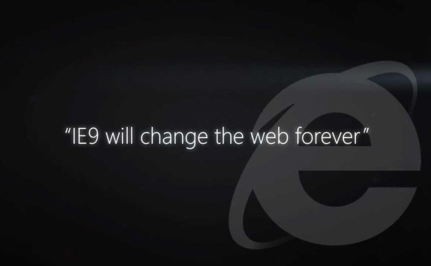 "Microsoft Internet Explorer ""A More Beautiful Web"" Commercial Song"