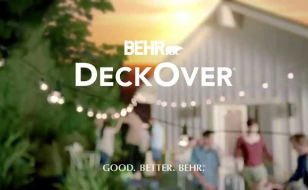 Neighborhood | Behr Premium Deckover Commercial Song