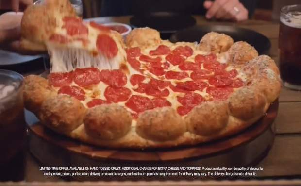 Pizza Hut Garlic Knot Pizza Commercial Song