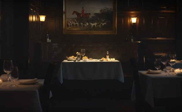 Table Setting | Carl's Jr. Steakhouse Thickburger Commercial Song