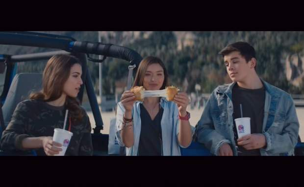 Taco Bell Quesalupa Commercial Song