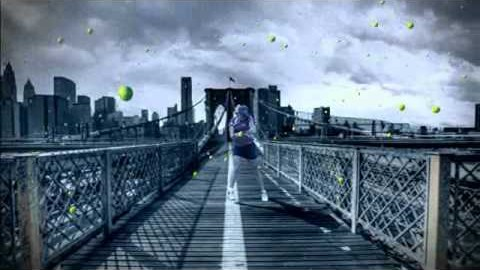 Tennis Channel 2012 US Open Commercial Song