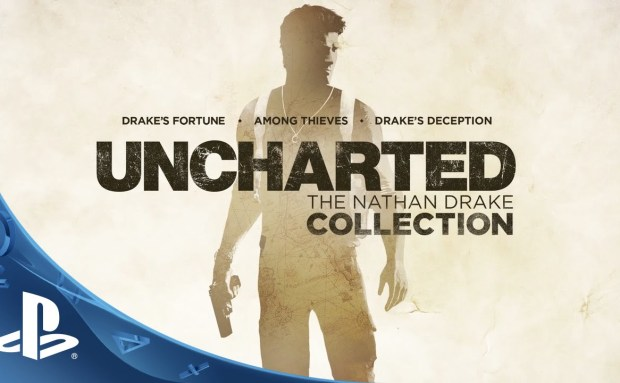 Uncharted: The Nathan Drake Collection Commercial Song