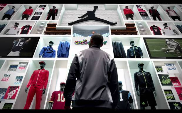 Wall of Game | Champs Sports Commercial Song
