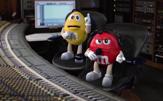 Candyman | M&M's Commercial Song