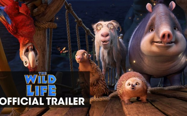 Crash The Party | The Wild Life Movie TV Spot Song