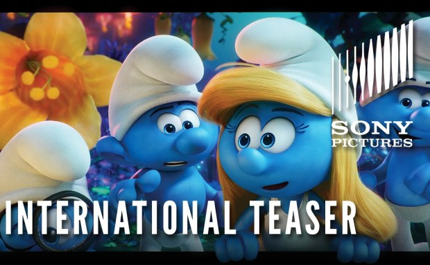 Smurfs: The Lost Village Movie TV spot Song