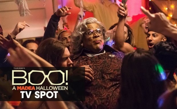Boo! A Madea Halloween Movie TV Spot Song