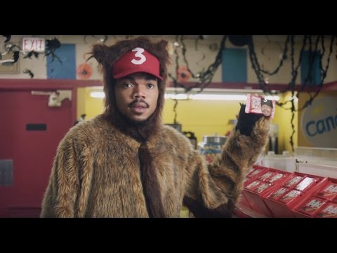 Chance the (W)rapper | Kit Kat Commercial Song
