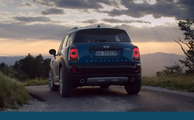 The New Countryman | MINI Commercial Song