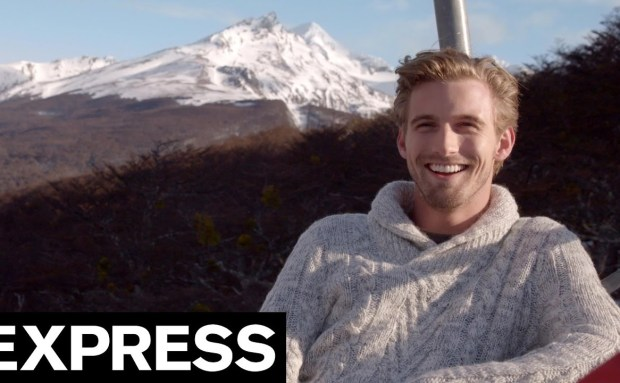 Men's Collection is Here   Express Holiday 2016 Commercial Song